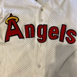 Los Angeles Angels Throwback Jersey